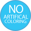 No Artifical Coloring Badge